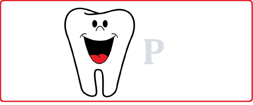 ребусы для 1 класса про зуб